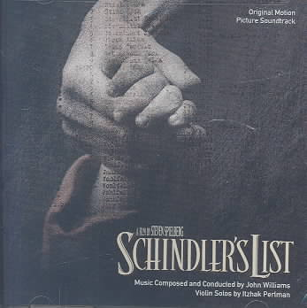 SCHINDLER'S LIST (OST) BY WILLIAMS,JOHN (CD)